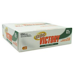 Oh Yeah! Victory Bars, Oatmeal Raisin, 12 Count, 2.29 Ounce